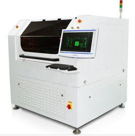 حالت تولید اتوماتیک Inline PCB Separators با تغییر خودکار ابزار