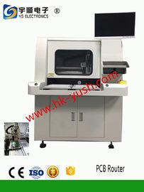 PCB لیزری Depaneling روتر PCB Depanelizer CNC جدا جدا PCB