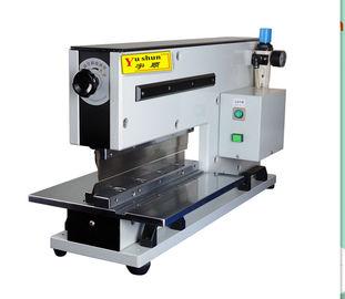 پنوماتیک گیوتین PCBA / FR4 PCB Depaneling / Depaneler، V-CUT MC PCB Cutter / PCB Cutter YSVC-2